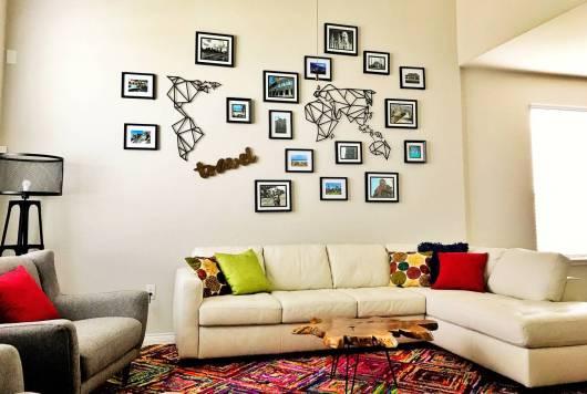 Diamondback Cove Living Room